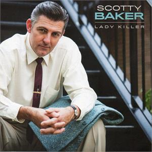 LADY KILLER - SCOTTY BAKER - New Releases CDs, EL TORO