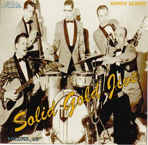 SOLID GOLD JIVE VOL10 - VARIOUS - 1950'S COMPILATIONS VINYL, LUCKY