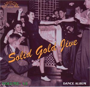 Solid gold Jive vol15 - Various - 1950'S COMPILATIONS CDs, LUCKY