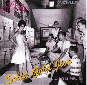 SOLID GOLD JIVE VOL 4 - VARIOUS - 1950'S COMPILATIONS CDs, LUCKY
