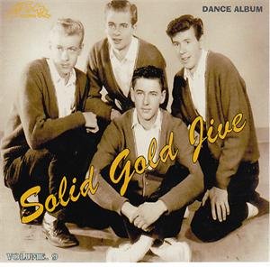 SOLID GOLD JIVE VOL 9 - VARIOUS - 1950'S COMPILATIONS VINYL, LUCKY