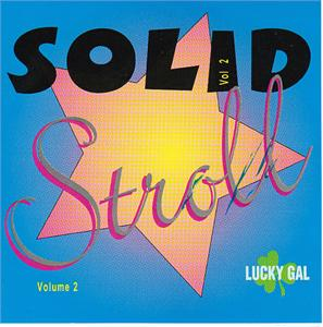SOLID STROLL VOL 2 - VARIOUS ARTISTS - 1950'S COMPILATIONS CD, LUCKY GAL