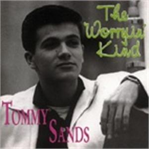 THE WORRIN' KIND - TOMMY SANDS - 50's Artists & Groups CD, ABC Paramount