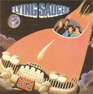 FLYING TONIGHT - FLYING SAUCERS - New Releases CDs, 33RD STREET