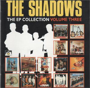 EP COLLECTION VOL 3 - SHADOWS - BRITISH R'N'R CD, SEE FOR MILES