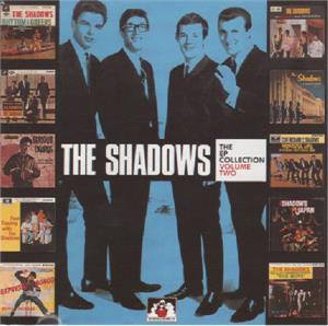 EP COLLECTION VOL 2 - SHADOWS - BRITISH R'N'R CD, SEE FOR MILES