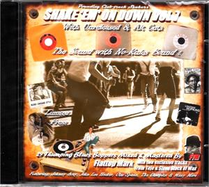 SHAKE EM ON DOWN VOL7 - VARIOUS - 50's Rhythm 'n' Blues CDs, FLAT TOP