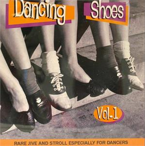 DANCING SHOES VOL 1 - Various Artists - 1950'S COMPILATIONS CD, AUTO CHANGE