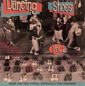 DANCING SHOES VOL 2 - Various Artists - 1950'S COMPILATIONS CD, AUTO CHANGE