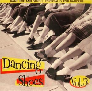 DANCING SHOES VOL 3 - Various Artists - 1950'S COMPILATIONS CD, AUTO CHANGE