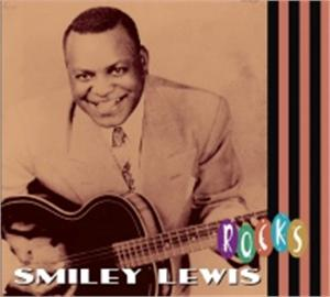 ROCKS - SMILEY LEWIS - 50's Rhythm 'n' Blues CD, BEAR FAMILY