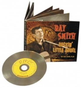 ROCKIN LITTLE ANGEL - RAY SMITH - 50's Artists & Groups CDs, BEAR FAMILY