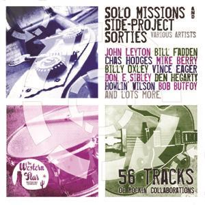 SOLO MISSIONS & SIDE PROJECTS - VARIOUS ARTISTS - NEO ROCK 'N' ROLL CD, WESTERN STAR