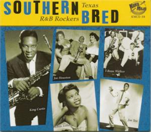 Southern Bred vol6 – Texas R&B Rockers - Various Artists - 50's Rhythm 'n' Blues CD, KOKO MOJO