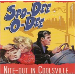 NITE OUT IN COOLSVILLE - Spo-Dee-O-Dee - NEO ROCKABILLY CD, PART