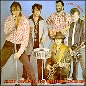 Still Crazy - Crazy Cavan 'n' The Rhythm Rockers - TEDDY BOY R'N'R CDs, CRAZY RHYTHM