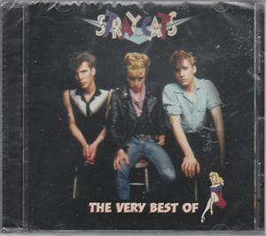 THE VERY BEST OF - STRAY CATS - NEO ROCKABILLY CDs, BMG