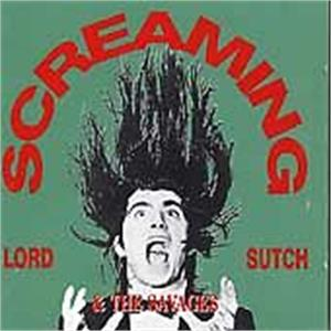 AND THE SAVAGES - Screamin' Lord Sutch - BRITISH R'N'R CD, OWN