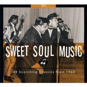 Sweet Soul Music 31 Scorching Classics 1961 - VARIOUS - 50's Rhythm 'n' Blues CDs, BEAR FAMILY