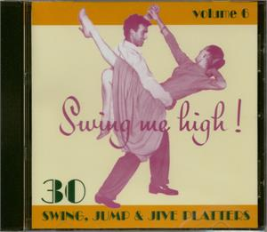 SWING ME HIGH VOL 6 - Various Artists - 1950'S COMPILATIONS CD, SJJ