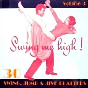 SWING ME HIGH VOL 3 - Various Artists - 1950'S COMPILATIONS CD, SJJ