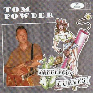 DANGEROUS CURVES - TOM POWDER - TEDDY BOY R'N'R VINYL, TCY