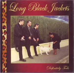 DEFINATLEY TEDS - LONG BLACK JACKETS - TEDDY BOY R'N'R CDs, ABC Paramount