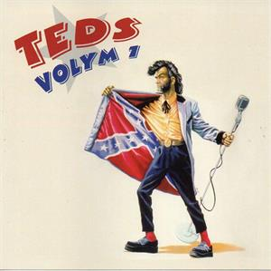 TEDS VOL1 - VARIOUS - TEDDY BOY R'N'R CDs, CRAZY TED