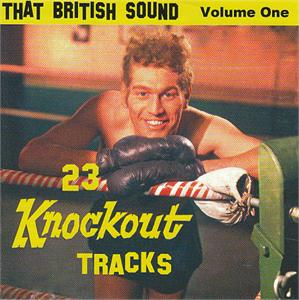 THAT BRITISH SOUND 1 - VARIOUS - BRITISH R'N'R CDs, BLAKEY
