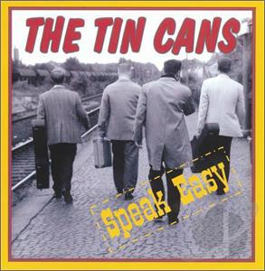 Speak Easy - TIN CANS - NEO ROCKABILLY CD, TOMBSTONE