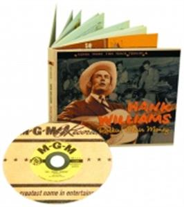 Rockin'Chair Money / Gonna Shake This Shack - HANK WILLIAMS - HILLBILLY CDs, BEAR FAMILY