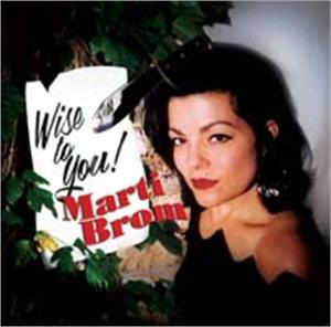WISE TO YOU - MARTY BROM - NEO ROCKABILLY CDs, GOOFIN