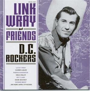 LINK WRAY & AND FRIENDS - Various Artists - INSTRUMENTALS CD, EL TORO